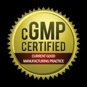 Certifikat cGMP calivita apoteka zdravlje